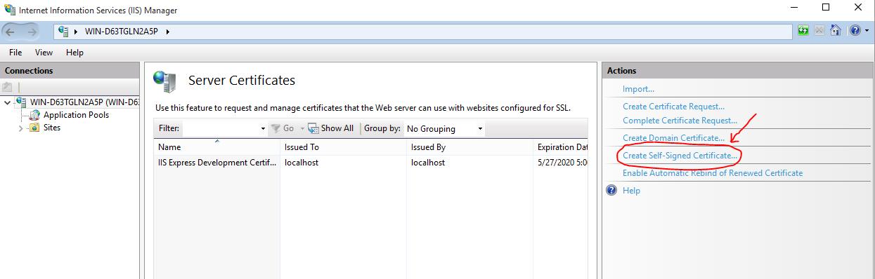 Creating A Secure Tls Nodejs Mvc Application Adrian Hall